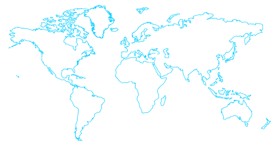 Clients world map